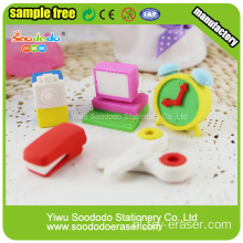 School Type Eraser, Mini 3d gum product