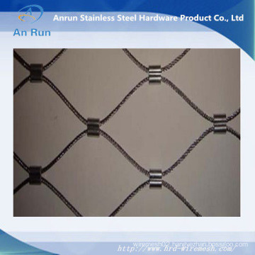 High Quality Stainless Steel Rope Mesh