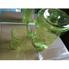 2015 Wholesale High Quality Plastic Juce Kettl Water Jugs