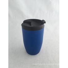 Caneca de café térmica de aço inoxidável de 16 Oz