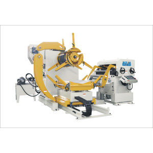 3 in 1 Combined Decoiler and Feeder Straighteners