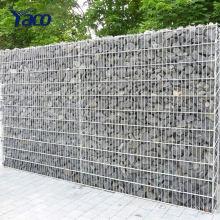 80*100мм декоративный Гальванизированный PVC сваренная Коробка gabion
