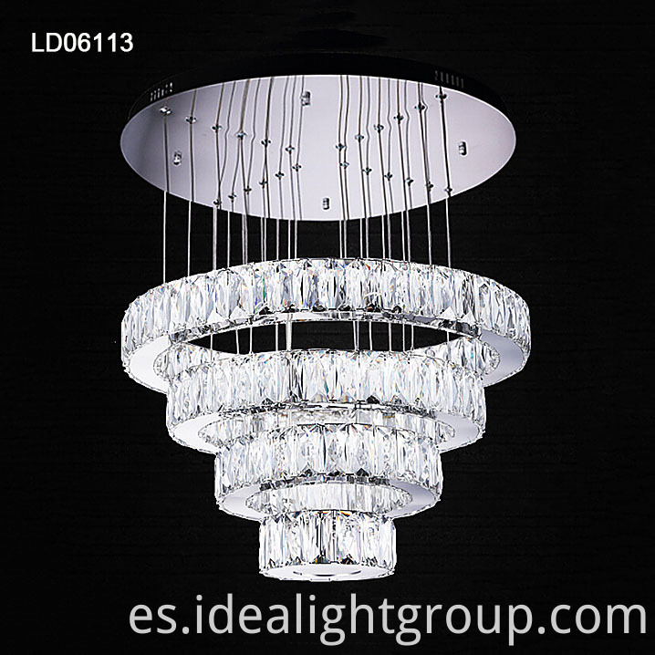 crystal lighting fixtures