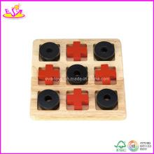 Holz Kinder einfaches Schachspiel (W11A018)