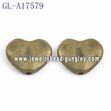Grânulos de zinco da liga de forma de coração