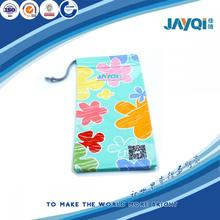 Full Color Printing Microfiber Cell Phone Bag