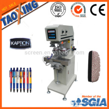Almohadilla máquina de impresión de color único staled taza