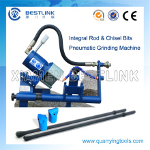 Quarry Portable Chisel Drill Bits Pneumatic Sharpener