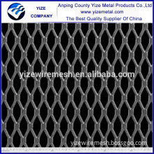 Road Traffic Safety By Expanded Metal Mesh/PVC coated expanded metal mesh/decoration metal screen