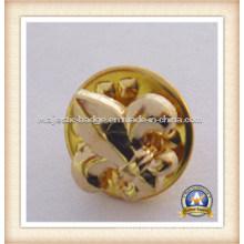 3D&Gold Plating &Zinc Die Cast Lapel Pin (Hz 1001 P038)