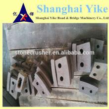 VSI sand maker spare parts side plate
