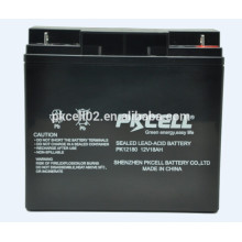 Sealed Lead-acid battery 12V 18Ah for UPS , AGM ,Back-up power and other lighting equipment