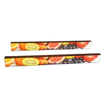 900 * 240 Display Shelf Led Digital Signage