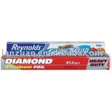 rouleau de papier aluminium traiteur