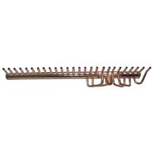 Montaje de tubos de cobre para el mercado de Australia
