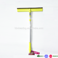 professional window cleaning tools, floor squeegee with rubber blade