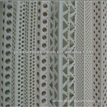 Perla de ángulo de PVC / Cuenta de esquina perforada (Cuenta de esquina) (CN-AP)