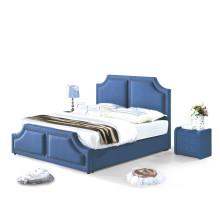 Le lit de chambre populaire en tissu à chaud