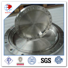 ASTM A182 F304L 150 Lb bride aveugle RF ANSI B16.5