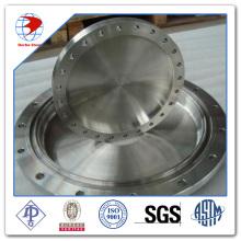 ASTM A182 F304L Flange cego RF de 150 Lbs ANSI B16.5