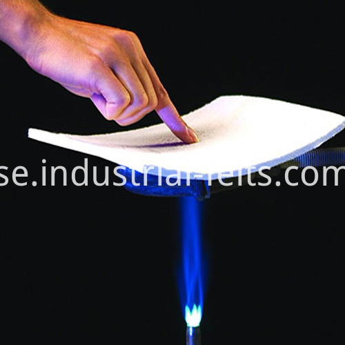 Aerogel Cellular Nonflammable Glass Wool Blanket