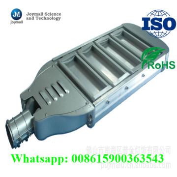 Alojamento personalizado de Shell da luz do diodo emissor de luz da rua da lâmpada de rua do diodo emissor de luz do OEM