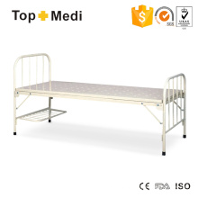 Topmedi Hospital Manual Steel Nursing Hospital Bed