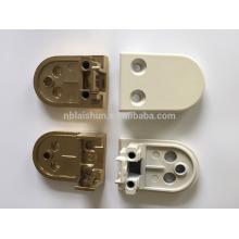OEM ISO: 9001 Aluminio fundido DTC Bisagra, pieza de fundición de precisión, pieza de fundición de arena