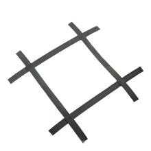High-strength steel wire geogrid steel-plastic geogrid price