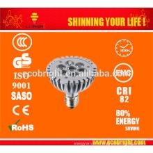 CE ROHS gu10 привели прожектор фабрики ningbo