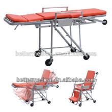 Mutil-function Aluminium loading Ambulance Stretcher