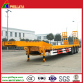 3 Achsen schwere Ausrüstung Transport Tieflader