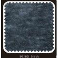 Schwarze Farbe Non Woven Double DOT schmelzbares Interlining mit PA-Pulver (8018D schwarz)