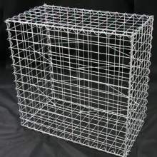 Welded Gabion Box Stone Cage for retaining Wall