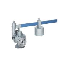Válvula de seguridad de impulso de caldera de central eléctrica Ga49h-40 Dn25