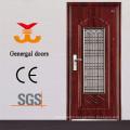 ISO9001 50mm 70mm steel security doors