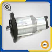 Pompe haute pression Pompe hydraulique Pompe à huile Pompe double en aluminium moulé Cbhy-G36 / 3.5