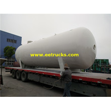 60000l LPG Storage Steel Vessels