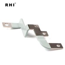 Jeux de barres électriques flexibles de barres de cuivre auto flexibles