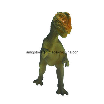 ICTI Certificated Custom Soft Dinosaur Play Figures