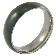 Tungsten Anel Preço Anel de dedo gravado personalizado