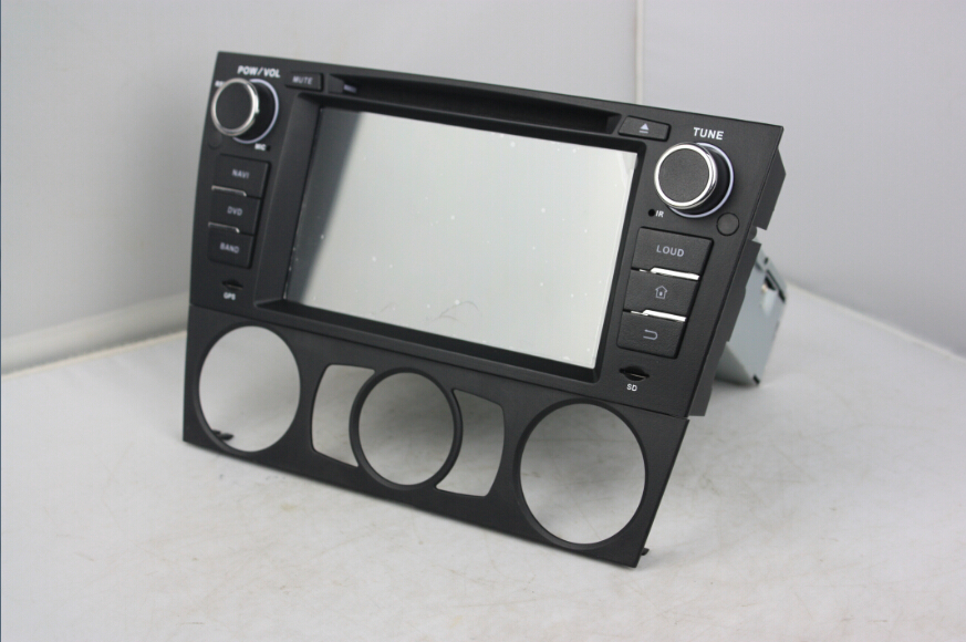 Android 7.1 car dvd player for BMW.