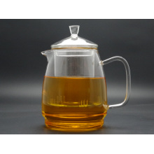 High Quality Heat Resistant Glass Teapot with Infuser Coffee Tea Leaf Herbal1000ml