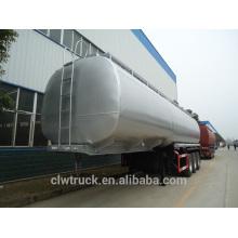2015 fornecimento de fábrica 30m3 reboque cisterna de combustível, tri-axle reboque de caminhão-tanque de combustível