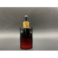35ml tawny essential oil bottle cosmetic packaging material
