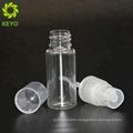 Skin care cream use clear plastic skincare spray bottle nozzle for foundation