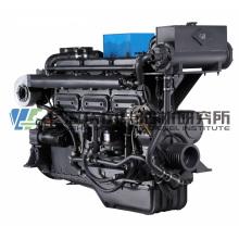 Marine 135, 220HP, moteur diesel de Shanghai pour groupe électrogène, Dongfeng