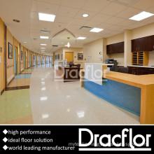 Flexible Vinyl Sheet Flooring for Hospital (F-2608)