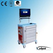 Chariot d'urgence médical pour hôpitaux mobiles (P-15)