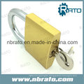 Heavy Duty Brass Padlock with Master Key